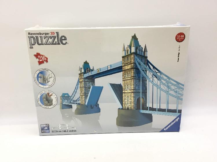 Juegos de mesa otros puzzle ravensburger 3d