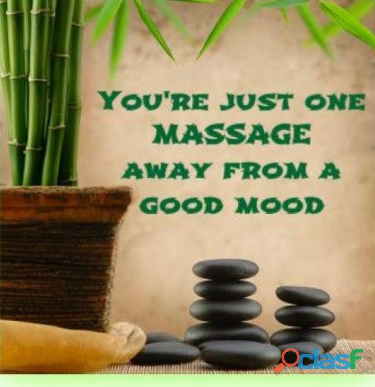 Massage relax sublime masage