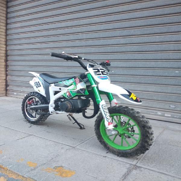 Minicross mini cross de 49cc
