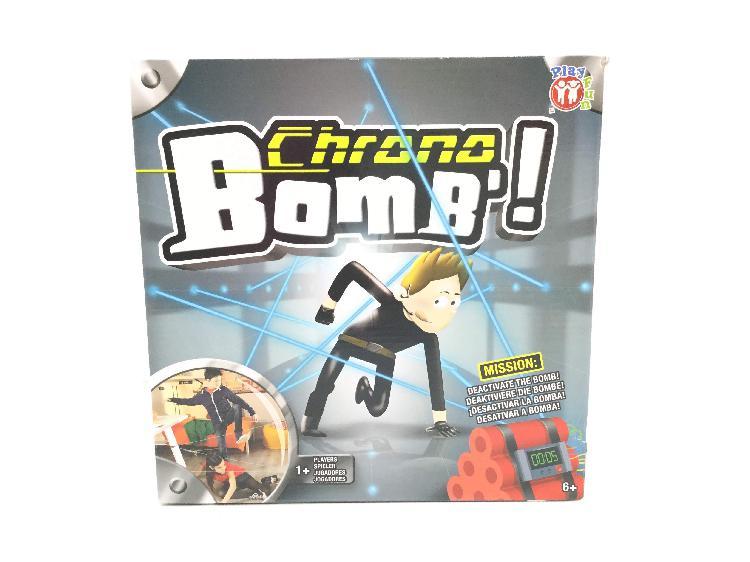 Otros juegos y juguetes otros juego de mesa chrono bomb