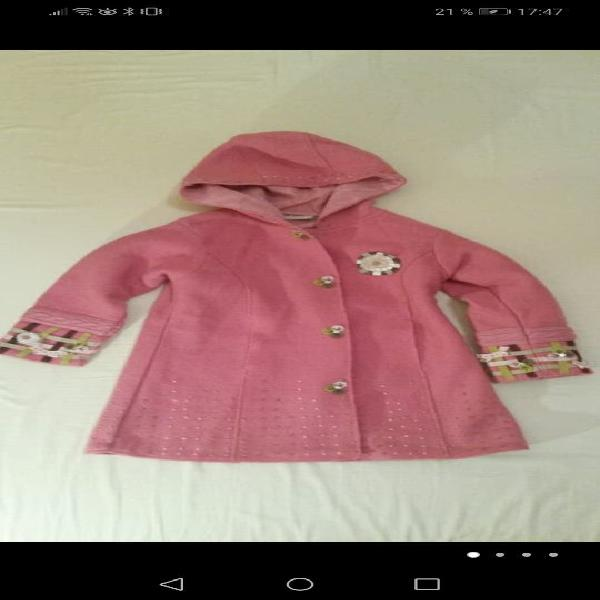 Ropa abrigo niña