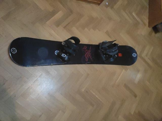 Tabla snowboard nitro icon 59
