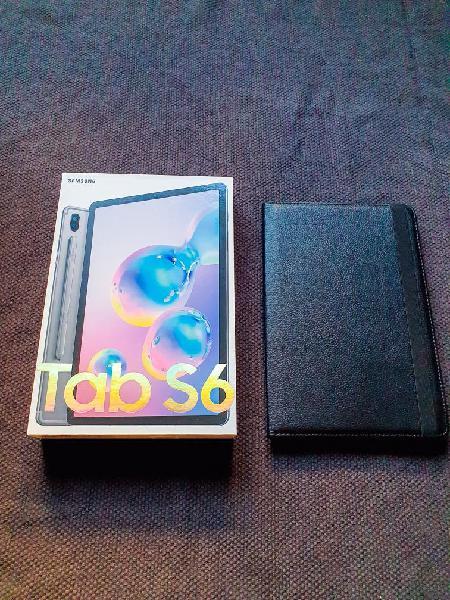 Tablet samsung galaxy tab s6 lte nueva de 64 gb