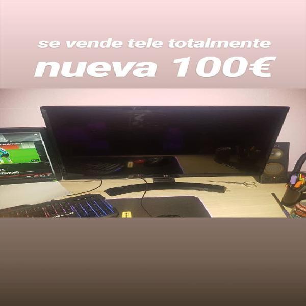 Television lg nueva