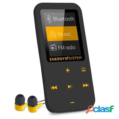 Energy sistem mp4 touch bluetooth amber, original de la marca energy sistem