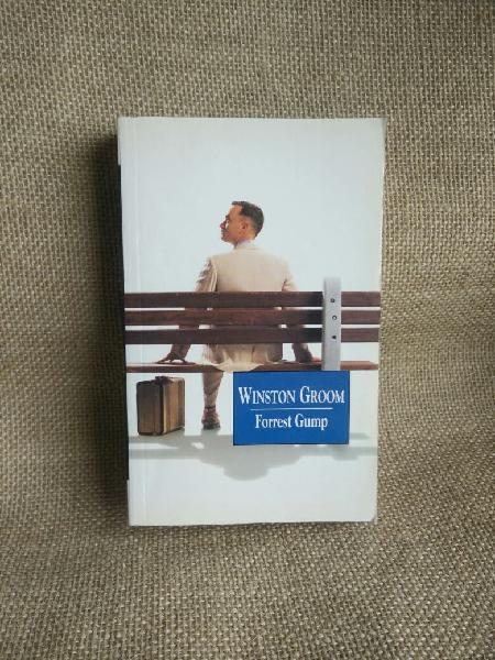 3x2 forest gump. libro