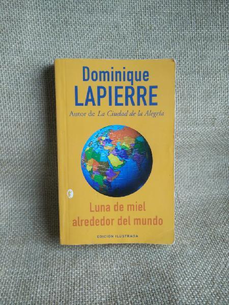 3x2 luna de miel alrededor del mundo. libro