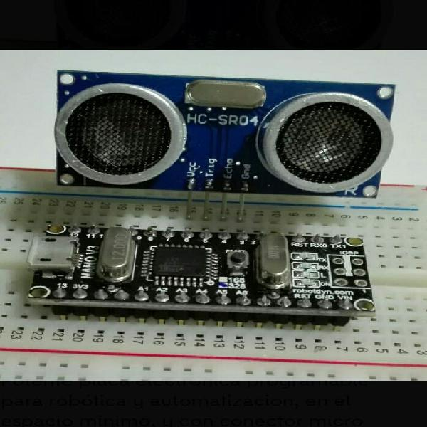 Arduino nano microusb