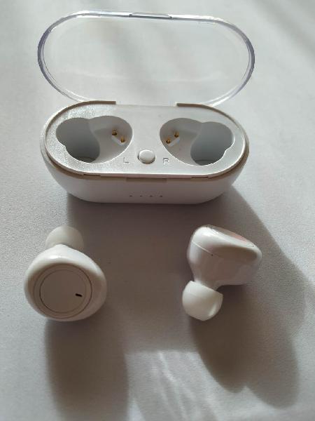 Auriculares inalámbricos con función manos libres