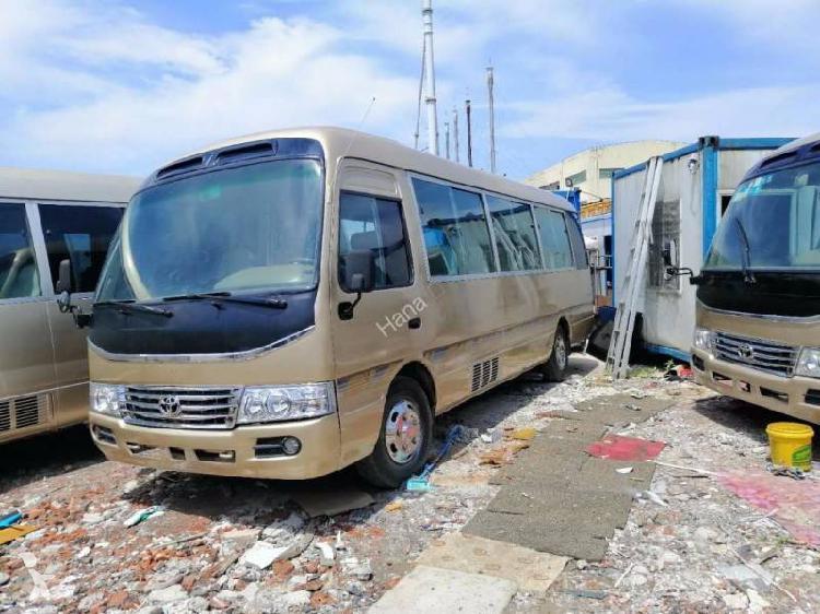 Autocar Toyota de turismo Optimo III coaster Euro 6 usado