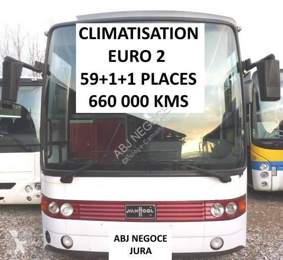 Autocar Van Hool transporte escolar 8152866 Diesel Euro 3