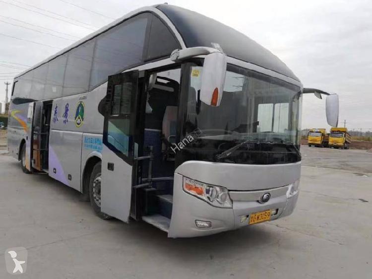 Autocar Yutong de turismo Euro 6 usado