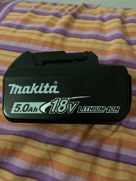 Batería litio makita 5ah