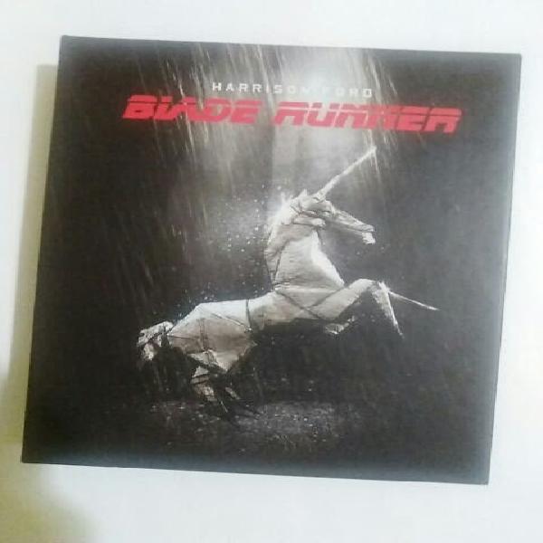 Blade runner 4k + 3blu-ray