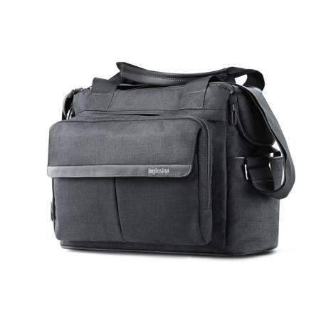 Bolso Dual Bag Aptica Mystic Black de Inglesina