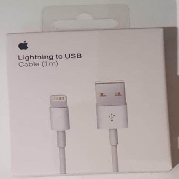 Cable lightning to usb 1m