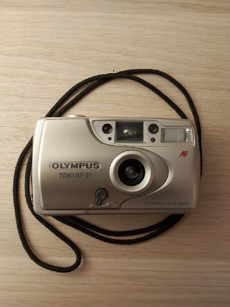 Camara fotos olympus trip af 51