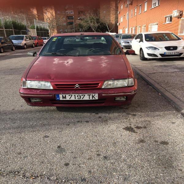 Citroen zx 1996