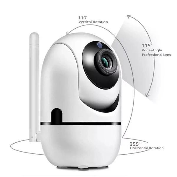 Cámara vigilancia 1080p. visión nocturna. nueva