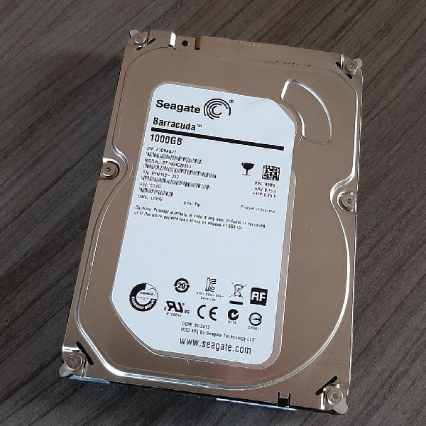Disco duro interno 1 tb