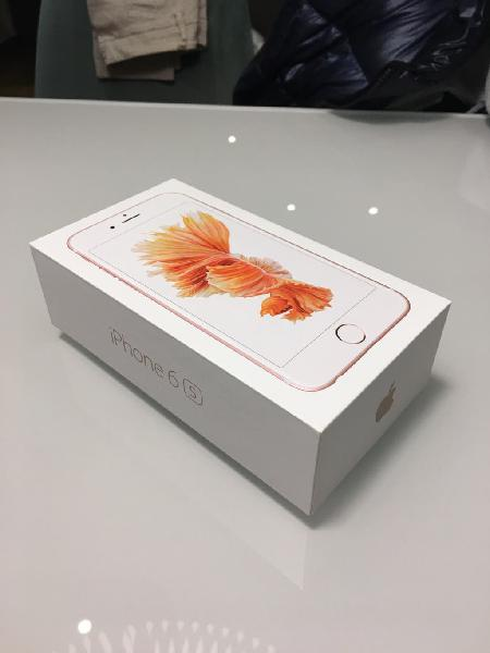 Iphone 6s rosa 16gb