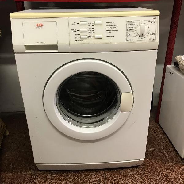 Lavadora aeg electrolux l52600
