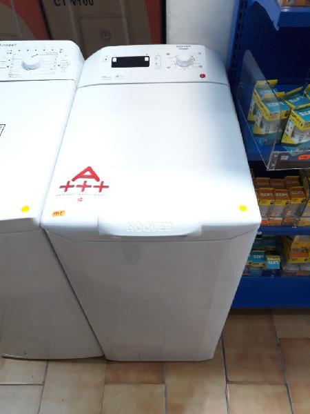 Lavadora carga superior hoover