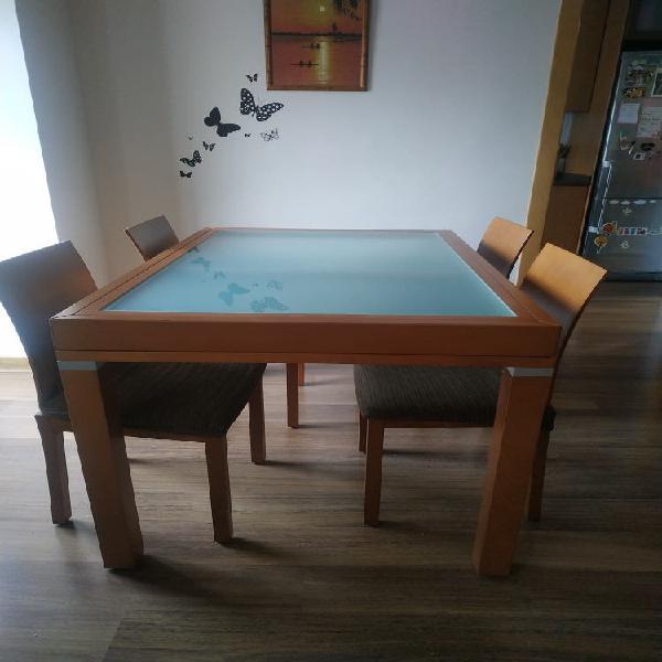 Muebles salón comedor completo