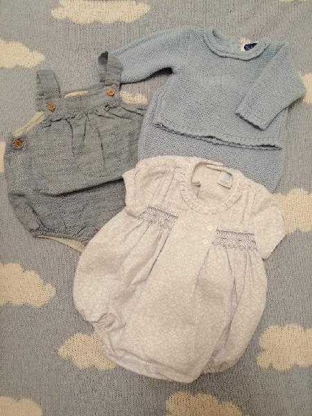 Pack ropa bebé 3-6 meses