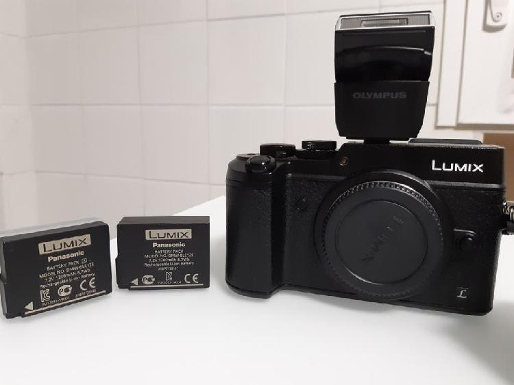 Panasonic lumix gx8 + extras