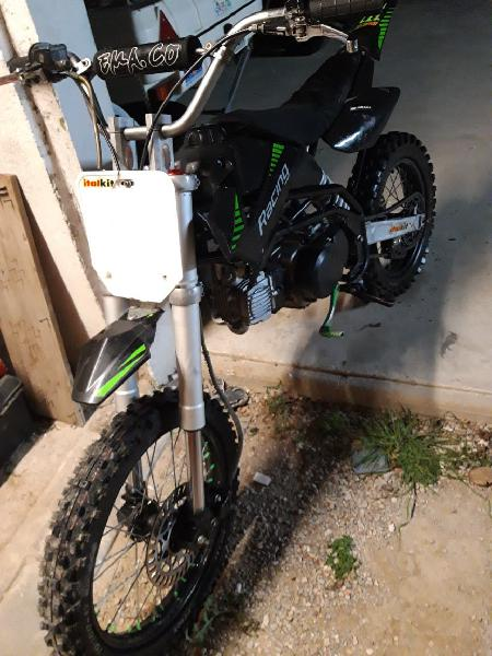 Pit bike sky racing 110cc xl