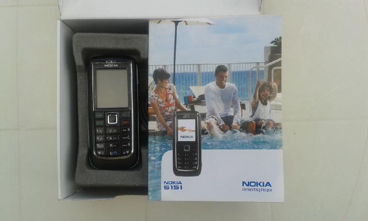 Teléfono móvil nokia 6151