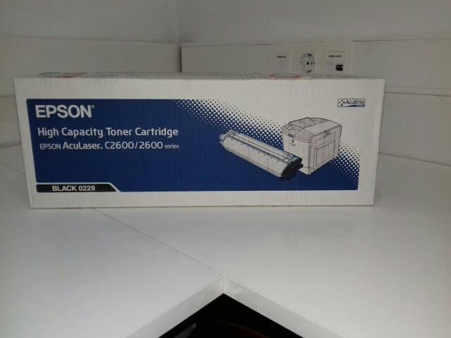 Toner epson aculaser c2600/2600