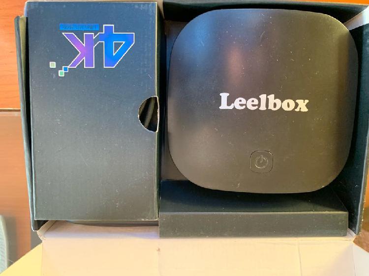 Tv box 4k convierte tu tv en smart tv