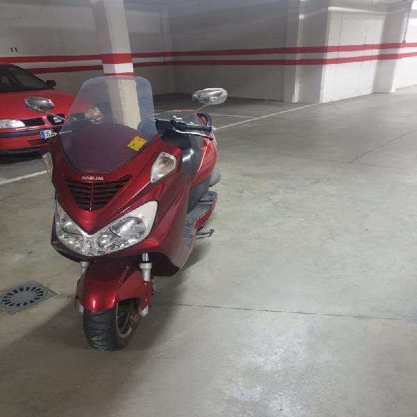 Daelim s2 125cc super cuidada