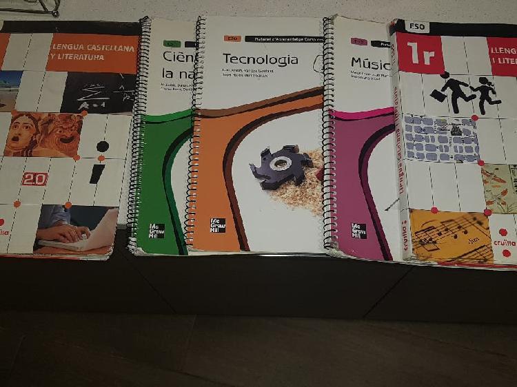 Libros 1eso