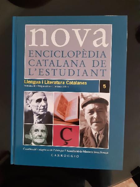 Nova eciclopedia catalana d'estudiant