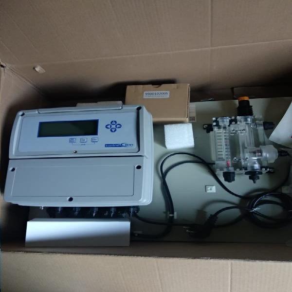 Panel analizador k800 seko ( ph y cloro )