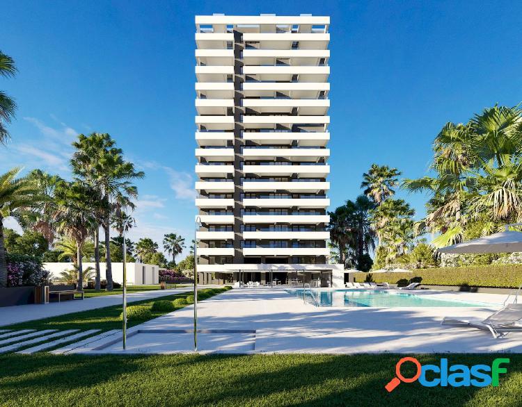 Apartamento en venta en calpe exclusivo por gh costa blanca