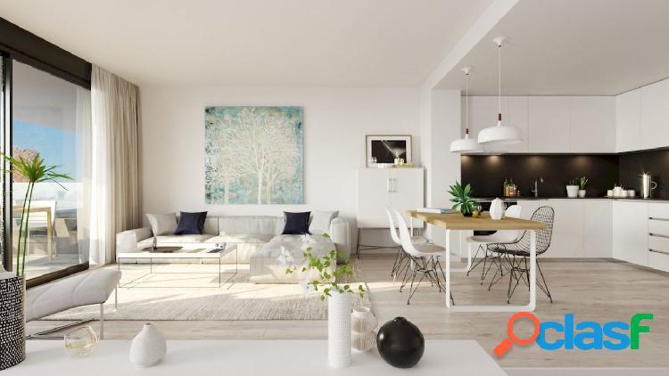 Nuevo apartamento moderno en calpe - comercializa gh costa blanca