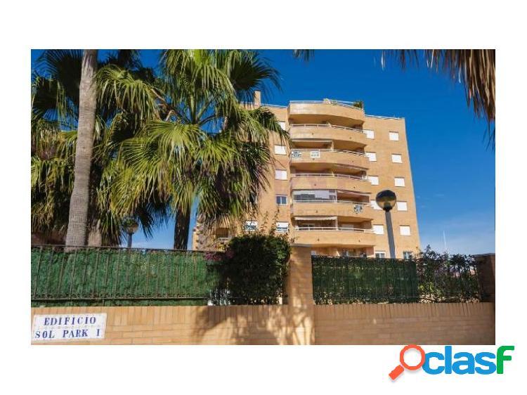 Marina d´or. edificio sol park i. apartamento en 1º línea de playa.