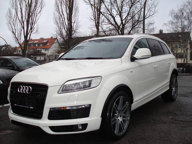 Audi q7 3.0 tdi quattro*s line 6500 euros