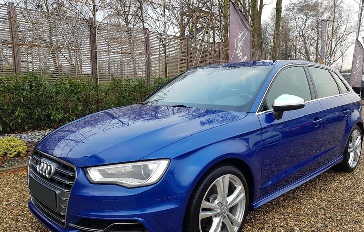 Audi s3 2.0t fsi quattro nacional