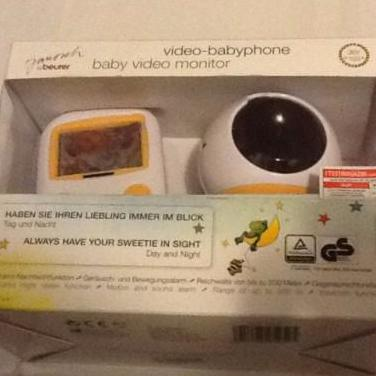 Baby video monitor beurer fby103
