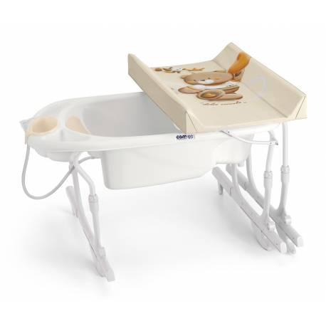 Bañera idro baby extraible c518c240 de cam neonato