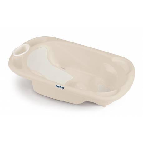 Bañera p.v.c baby bagno beig de cam neonato