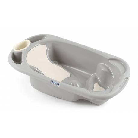 Bañera p.v.c baby bagno gris de cam neonato