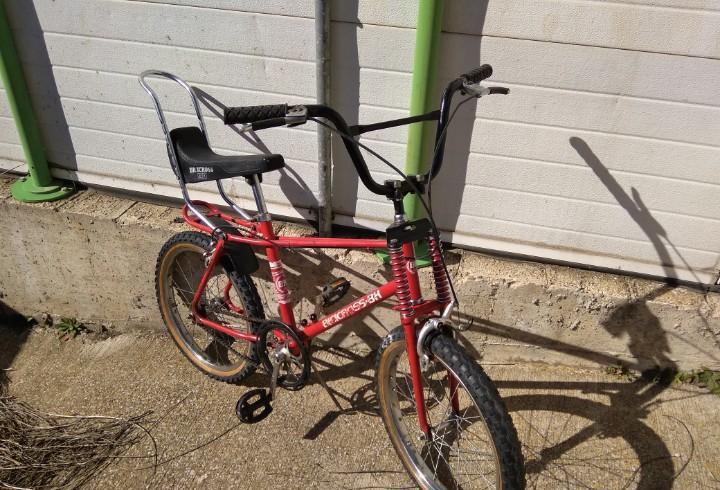 Bh bicicross roja