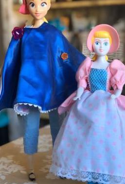 Bo peep disney toy story