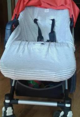 Bugaboo cameleon 3 con capazo, silla y maxi cosi